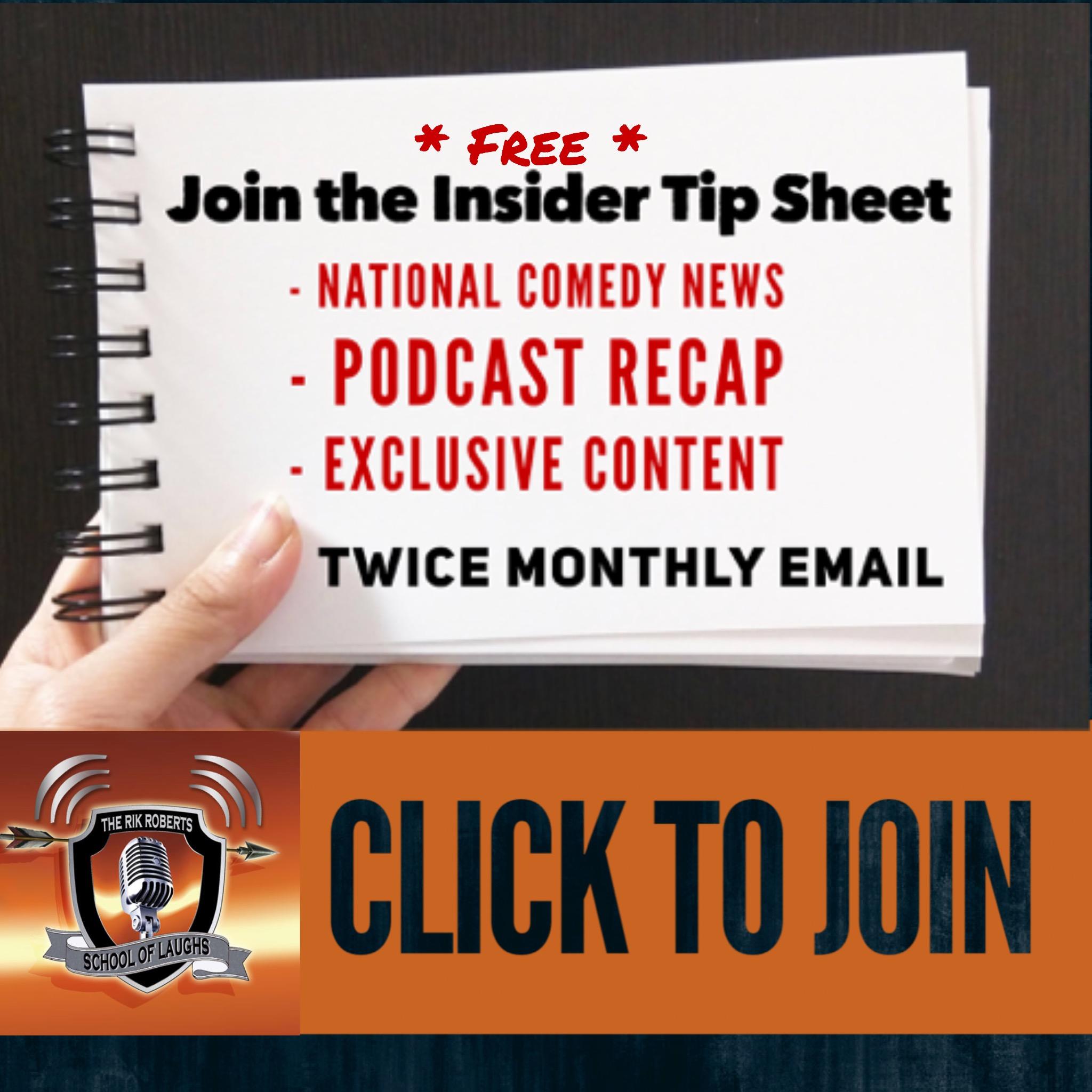 Insider Tip Sheet