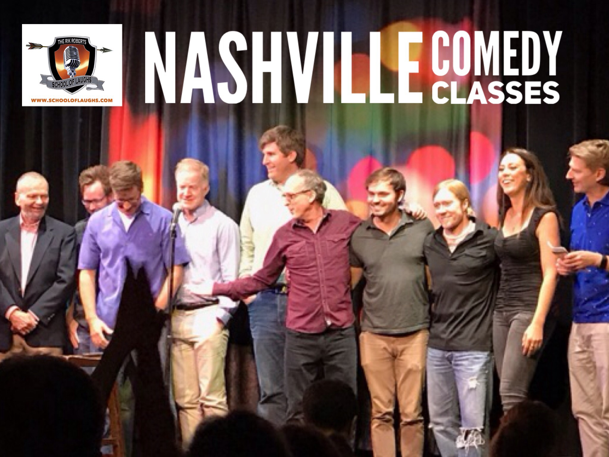 nashville comedy classes