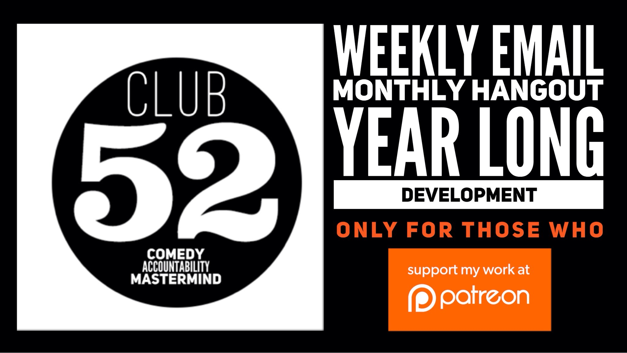 Club 52 patreon