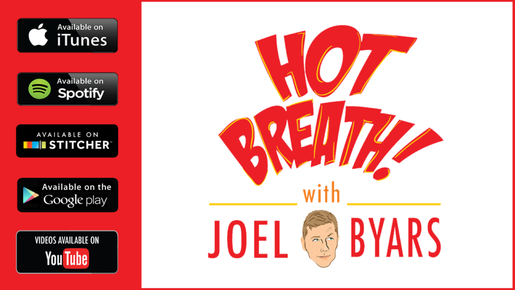 Joel Byars Hot Breath